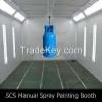 Painting Booths Liquid Powder Zinc Coating Manufacturer