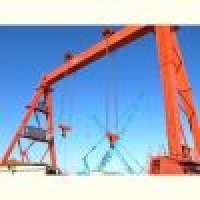 "3 ton &acirc€"" 32 ton Single Girder Gantry Crane Manufacturer"