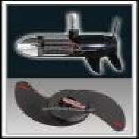 12V DC Thrust Electric Trolling Motor Unit Pedal or Kayak Boat Manufacturer
