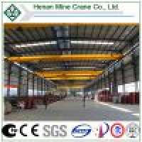 Electric Single Girder Bridge Crane ISO CE TUV Manufacturer