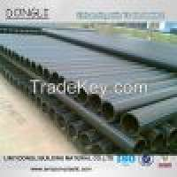 Pe water pipe pe100 pipe high density polyethylene pipe Manufacturer