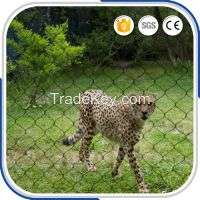 Xtend Stainless Steel Wire Rope Mesh Animal Cages Manufacturer