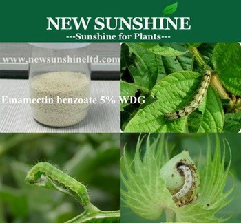 ! Emamectin benzoate 5SG bio insecticides & pesticides