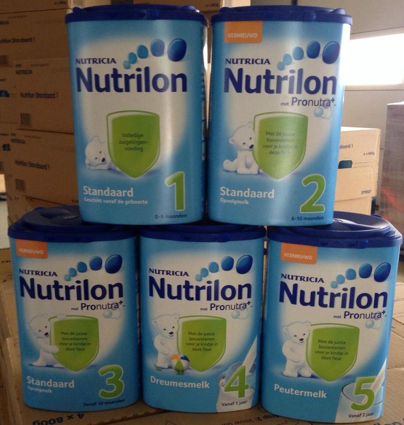 Nutrilon Standard 1 Infant Formula Baby Milk Powder