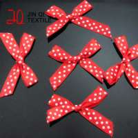 satin ribbon bows decoration Manufacturer