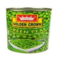 Golden Crown Green Peas