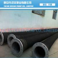 flexible corrugated rubber hose pipe