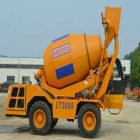 ADDFORCE Cement Concrete Mixer