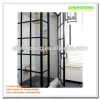 ready bathroom glass door