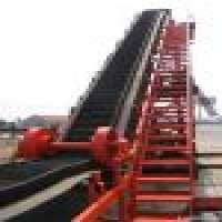 Corrugated Sidewall Inclined Belt Conveyor Suitable Large Declini Manufacturer