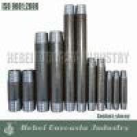 BS Thread Galvanized Carbon Steel Pipe Nipple Manufacturer