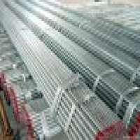 galvanized round tube Manufacturer