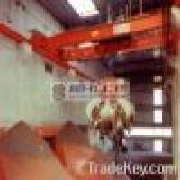 EOT Hydraulic Grab Bucket Overhead Traveling Bridge Crane Manufacturer