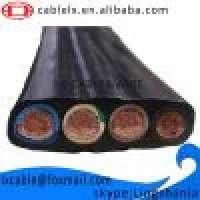 flexible flatround submersible pump cable Manufacturer