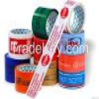 Adhesive Tapes and Printed Packing Tape Manufacturer