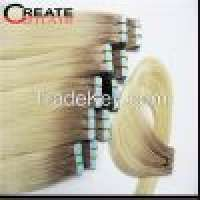 Invisible Tapes and double sided skin weft tape hair extension  Manufacturer
