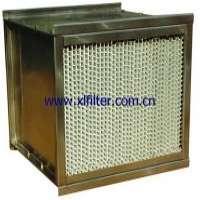 High Efficiency Panel Filter Clapboard Manufacturer