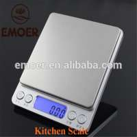 Portable Electronic Food Digital Kitchen Scale Manufacturer