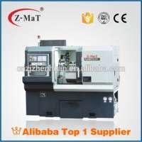 bed linear cnc lathe machine tool