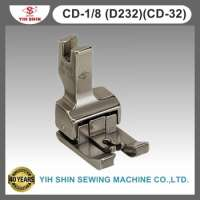 Industrial Sewing Machine Parts Sewing Accessories Compensating Feet Double Single Needle CD18 D232CD32 Presser Feet