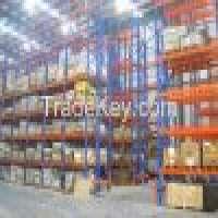 Steel Storage Racks Pallet Racking Warehouse Racking  Manufacturer