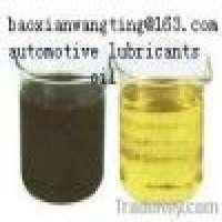 automotive lubricants oil Manufacturer