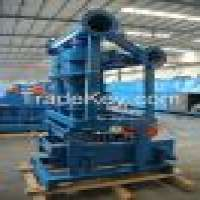 Drilling mud solids liquid separation desander Manufacturer