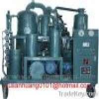 Twostage vacuum Transformer oil regeneration and oil filtration plant Manufacturer