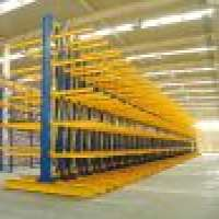 warehouse rack type of cantilever dipped galvanized cantilever rack pipe storage shelf  Manufacturer