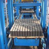 Qt424 manual hollow solid block making machine Manufacturer