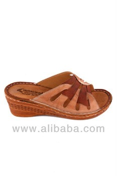 4ff5d338968 Women Leather Slippers From SAMAS