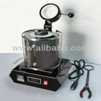 220v Mini Induction Metal Melting Furnace Metal Melting Electric Furnace 3 kg Manufacturer