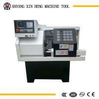 CK0632 swing over bed 200mm desktop cnc mini lathe with cheap price Manufacturer