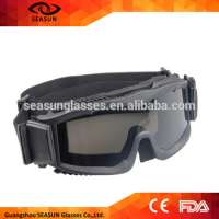 army Sun Goggles Wind Dust Protective
