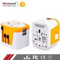 Adaptor Travel USB Charger Kit