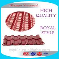 Synthetic plastic lightweight roofing sheets Manufacturer