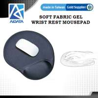 Ergonomic Wrist Rest Silicone Gel Mouse Pad