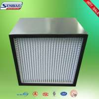 HVAC Air Hepa Filter  Manufacturer