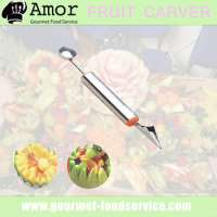 Multi kitchen tool fruit melon carver baller ice cream spoon