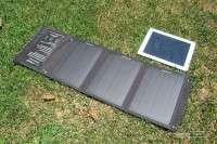 High efficiency laptop charging solar power pack