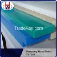 Customized colorful UHMWPE Sheet Manufacturer