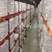 Jracking economical pallet rack system  Manufacturer