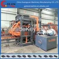 Automatic production line hydraulic concrete block machine hollow block making machine  Manufacturer