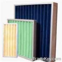 Plastic frame panel filters Manufacturer