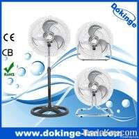 98*14MM pure copper motor wire 18 inch Industrial Fan 3 in 1 FS4531A Manufacturer