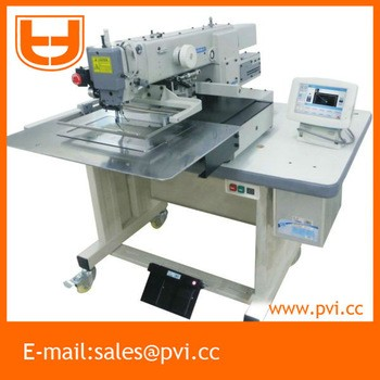 highspeed programming jute bag sewing machine