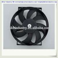 ABS plastic injection electrical fan leaves mould parts