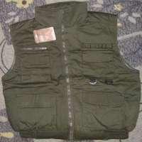 Multi pocket vest Manufacturer