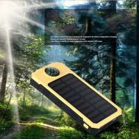 Solar Power Battery Pack