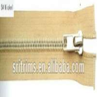Zippers Metal Manufacturer